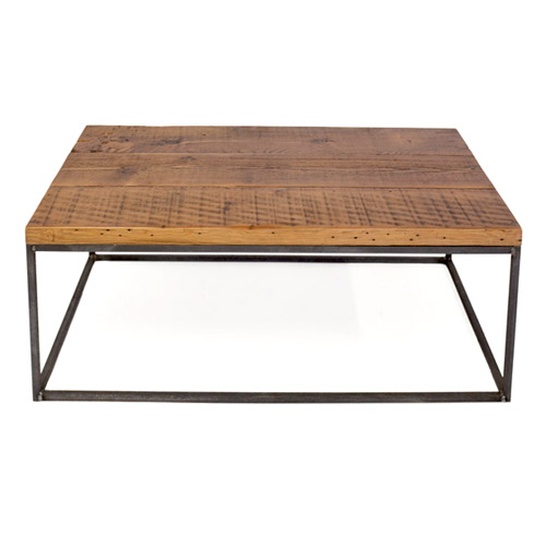 Coffee Table Train Set Sale: Railcar Coffee Table By Croft House