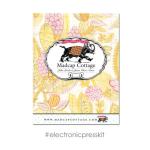 MARC FRANCOEUR DESIGN - Madcap Cottage Electronic Press Kit